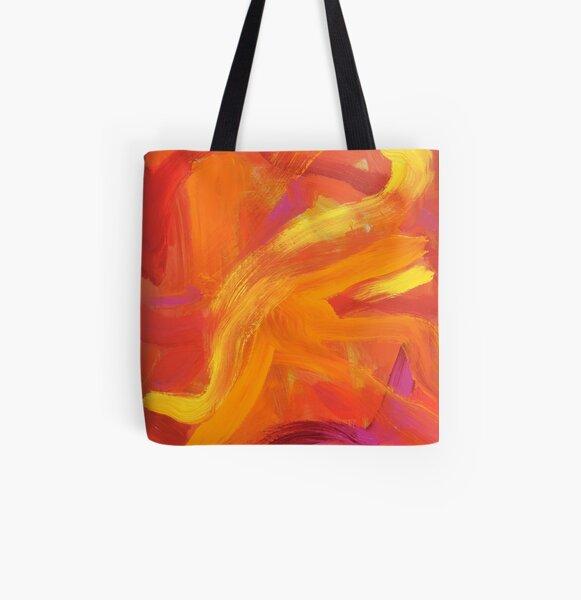 Onward All Over Print Tote Bag