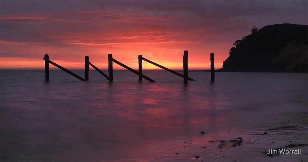 Sunrise at Flinders by Jim Worrall