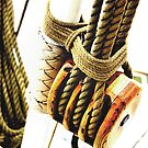 rigging [from the sailor's world] by NordicBlackbird