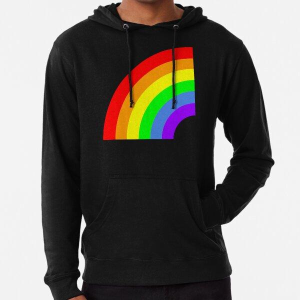 Diseño original Rainbow - sudadera con capucha gooba - sixnine merch trollz Sudadera ligera con capucha
