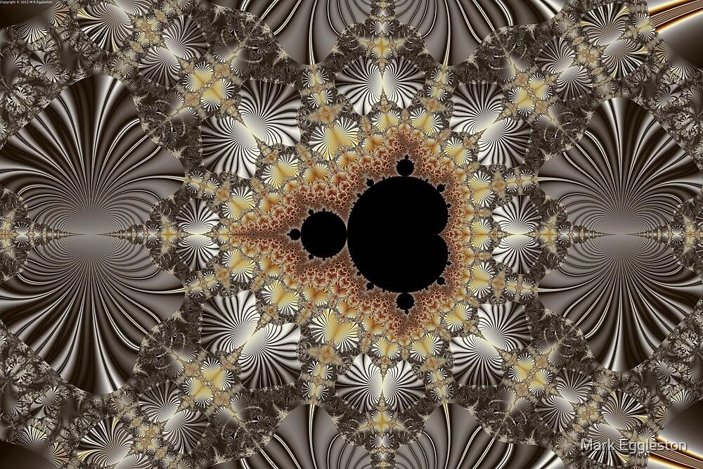 Web of an Uncommon Mandelbrot by Mark Eggleston