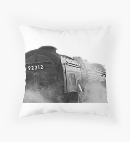Steamer 92212 Throw Pillow