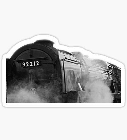Steamer 92212 Sticker