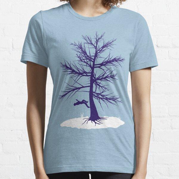 Parkour Tree-Flip Essential T-Shirt