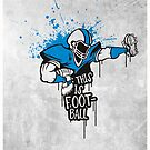 This is FOOTball by AlejandroAyala