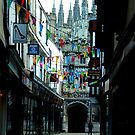 Canterbury - Mercery Lane - Early Morning Stroll 2 by rsangsterkelly