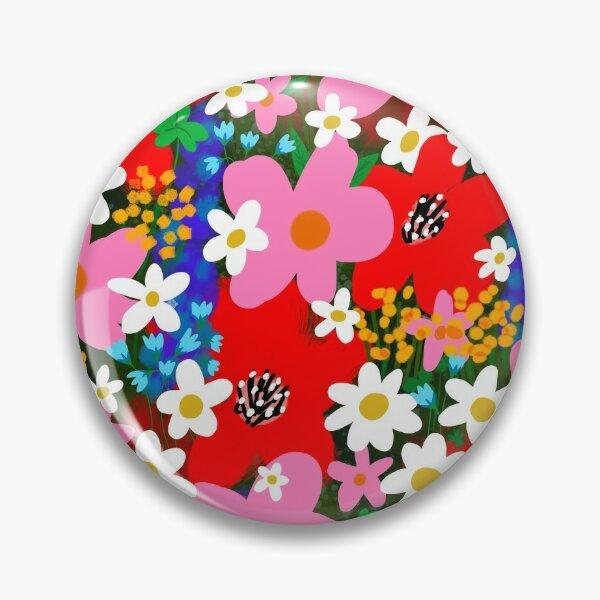 Flower Power! Pin