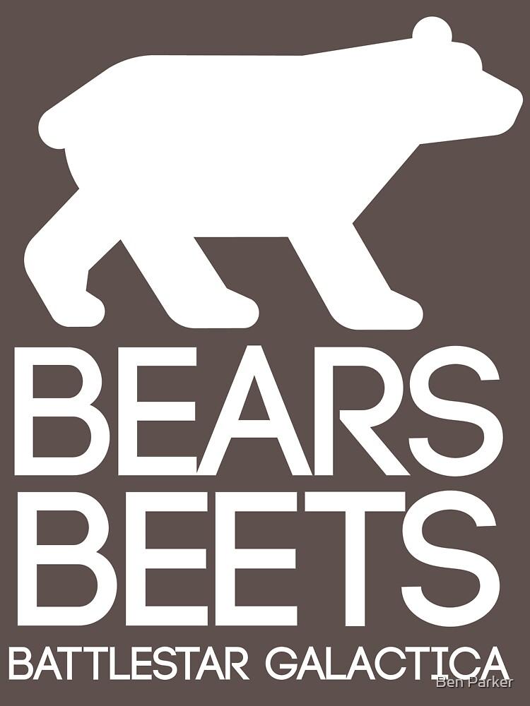 Bears. Beets. Battlestar Galactica. | Unisex T-Shirt