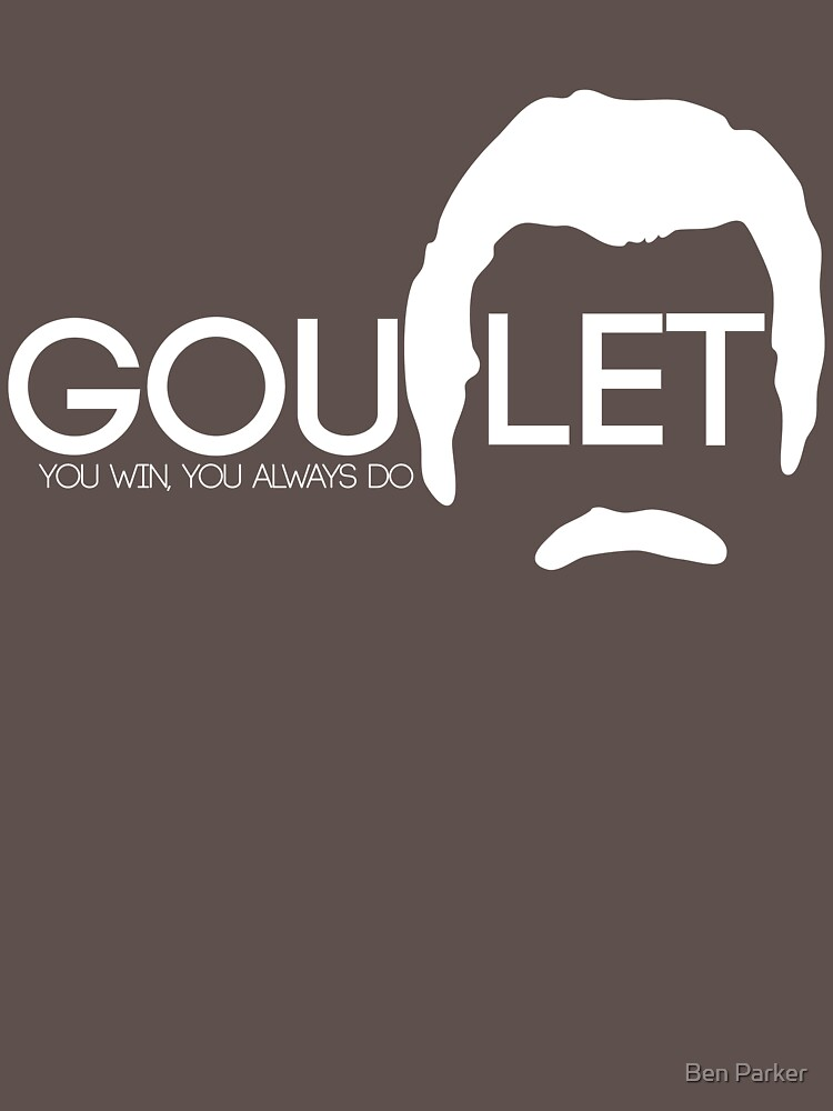 TShirtGifter presents: Goulet | Unisex T-Shirt