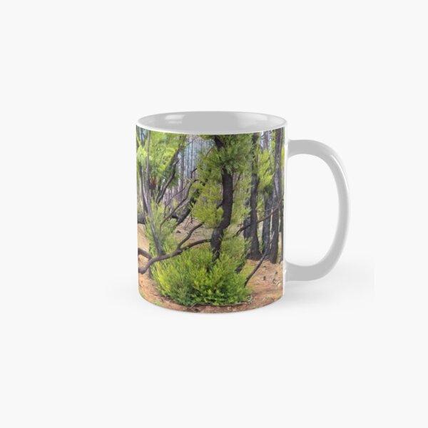 The bush shall return Classic Mug
