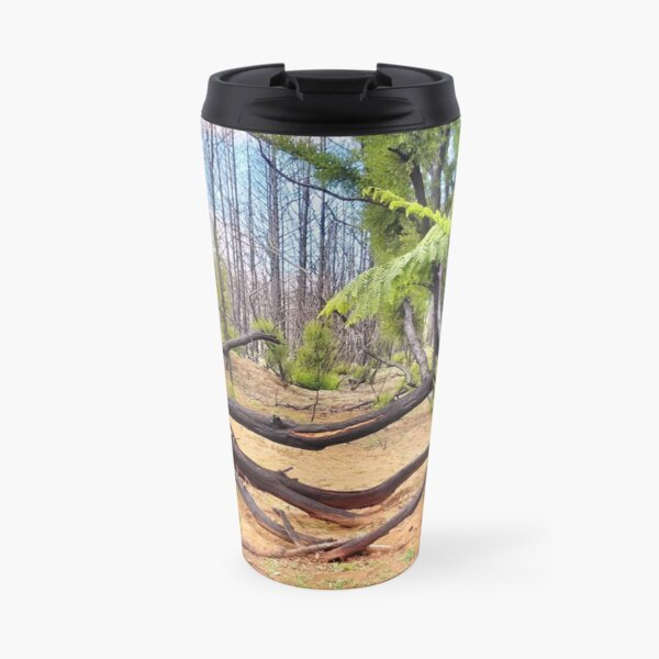 The bush shall return Travel Mug