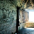 Cliffs of Dover - WWII Caves by rsangsterkelly