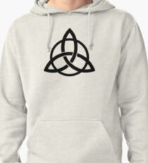 triquetra tribal tattoo Pullover Hoodie