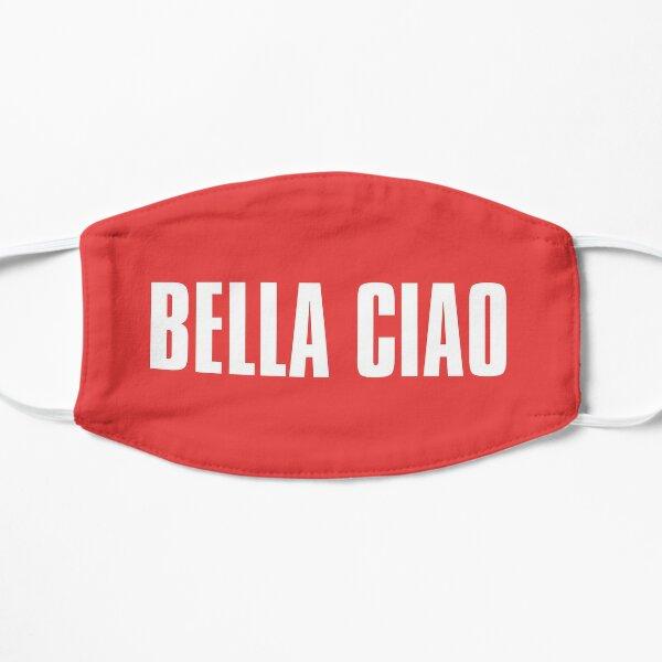 LA CASA DE PAPEL - Bella Ciao Masque sans plis
