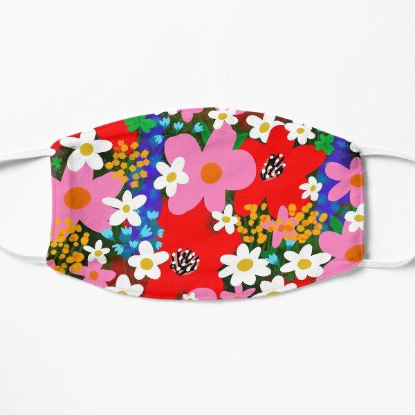 Flower Power! Flat Mask