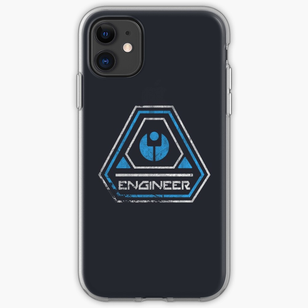 Smuggler's Engineer iPhone Case & Cover
