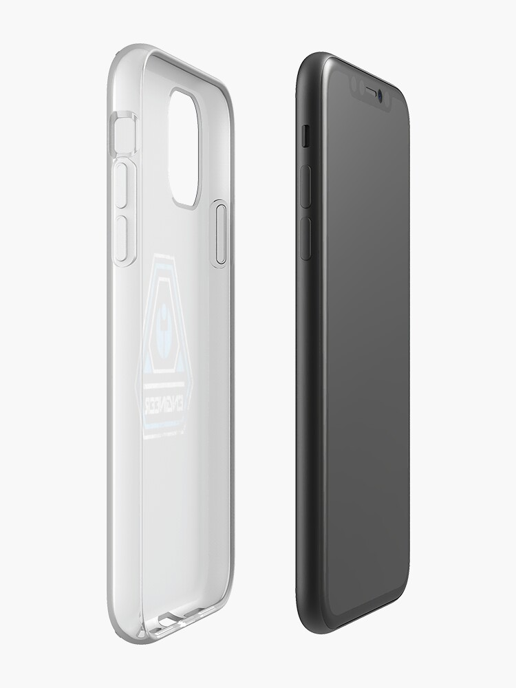 Alternate view of Smuggler's Engineer iPhone Case & Cover