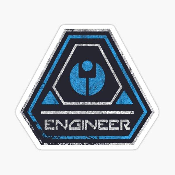 Smuggler's Engineer Sticker