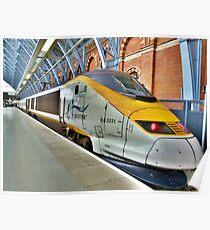 Eurostar. Poster
