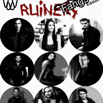 Life Ruiners - Fangs Edition by PippinT