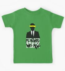 Moriarty Was Real Kids Tee