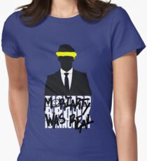 Moriarty Was Real Women's Fitted T-Shirt