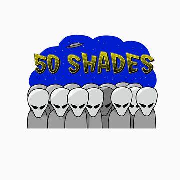 50 Shades by MrBwasFramed