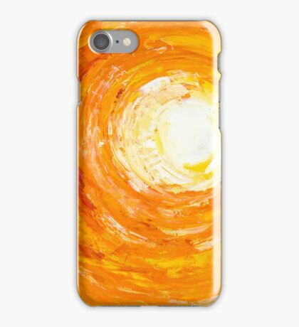 "Coming Home No 2 - ""Hot Sun"" iPhone Case/Skin"