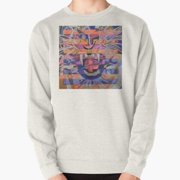 Hexagram 21-Shih Ho (Biting Through) Pullover Sweatshirt