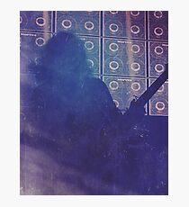 David Ellefson - Manchester 2015 Photographic Print