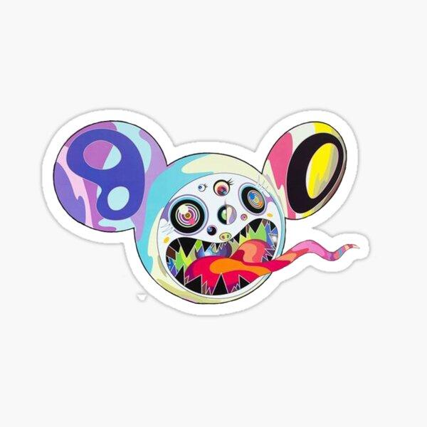 Takashi Murakami Design Sticker
