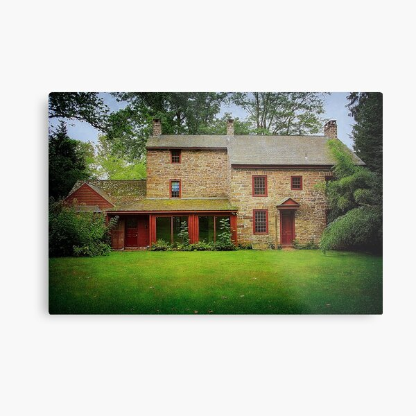 John Prall Jr House # 1 Metal Print