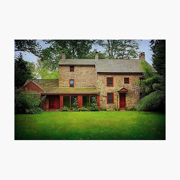 John Prall Jr House # 1 Photographic Print