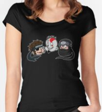 Snap! Crackle! Pop! Women's Fitted Scoop T-Shirt
