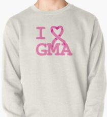 I Heart GMA - Breast Cancer Awareness Pullover