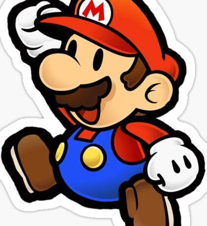 Mario Sticker