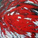 Red Wind by Bernadette Smith by smithrankenART