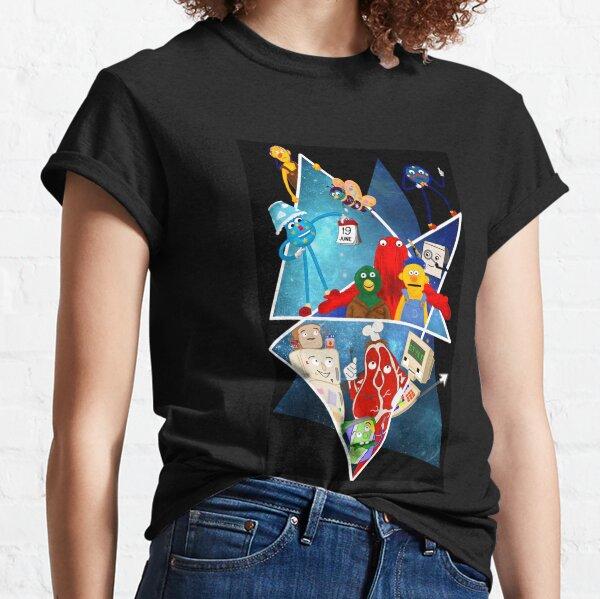 No me abraces, tengo miedo homenaje Camiseta clásica