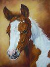 Fancy Portrait by Margaret Stockdale