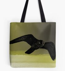 Falcon, Mt Cooroy Tote Bag