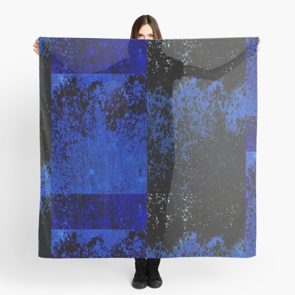 The Midnight End of the Garden Scarf