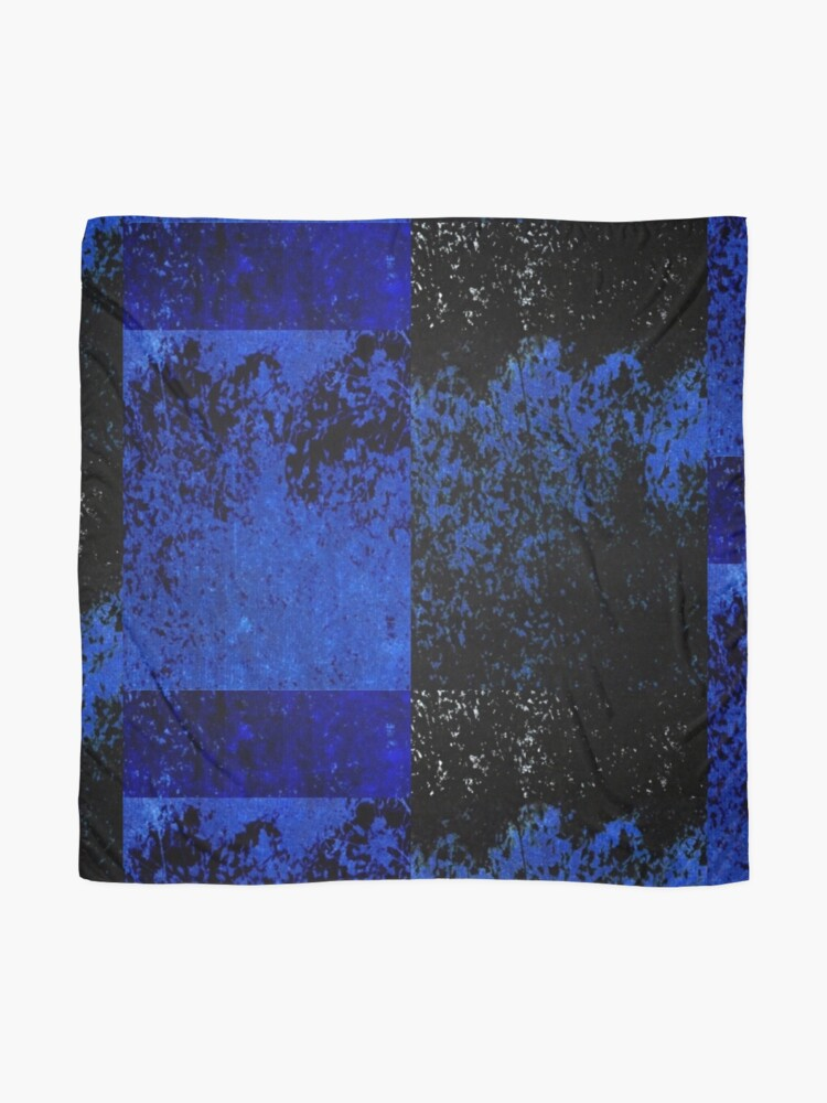 Alternate view of The Midnight End of the Garden Scarf