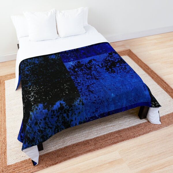 The Midnight End of the Garden Comforter