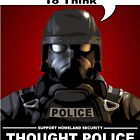 Thought Police by ☼Laughing Bones☾