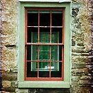 The Mill Window by Debra Fedchin