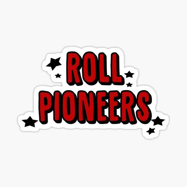 Sacred Heart Pioneers  Sticker
