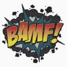 BAMF by DetourShirts