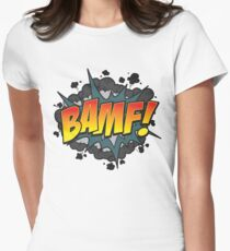 BAMF Women's Fitted T-Shirt