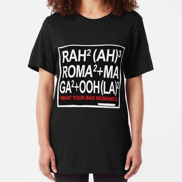 The Gaga Law Slim Fit T-Shirt
