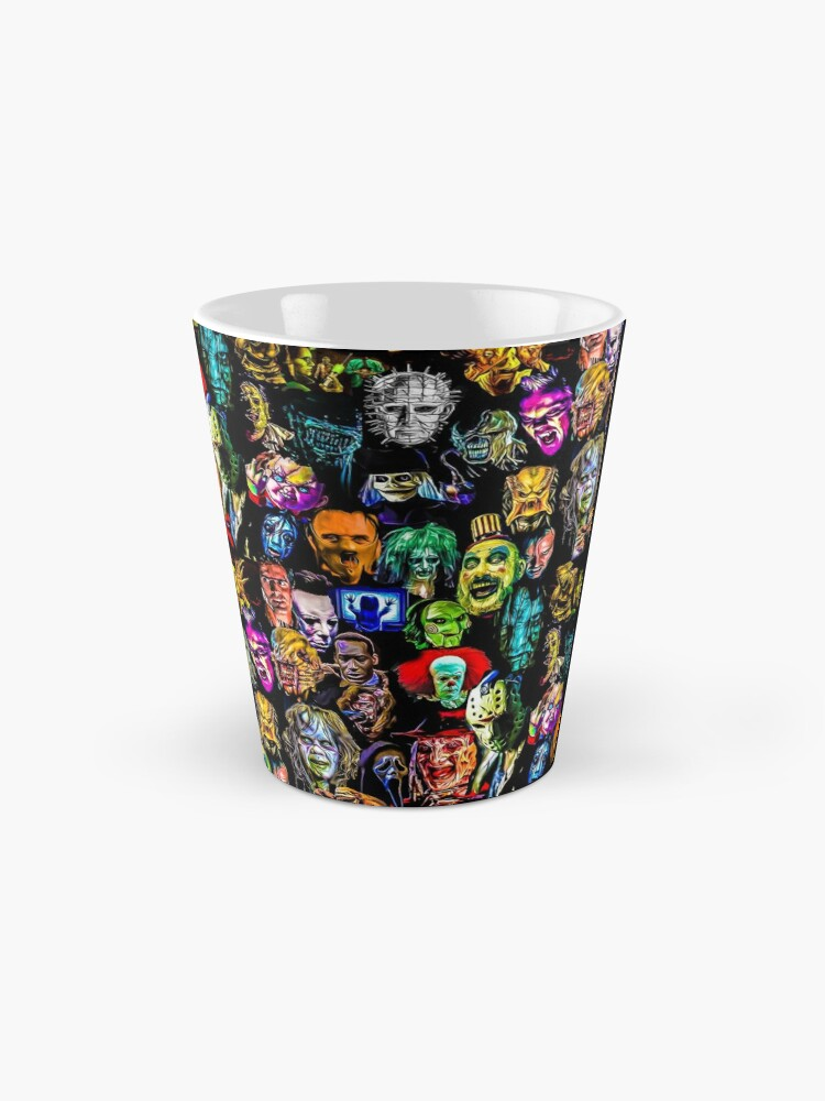 Alternate view of horror collection  Mug
